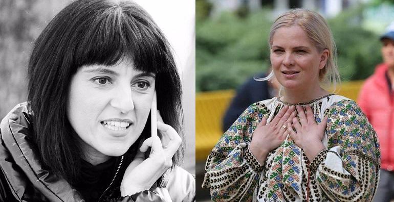 Elena Iagăr i-a reziliat contractul Laviniei Năstase. CONTRACTUL!