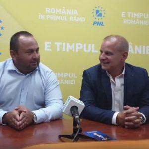 Liberalul Narcis Sofianu merge pe mâna doctorului Irimia