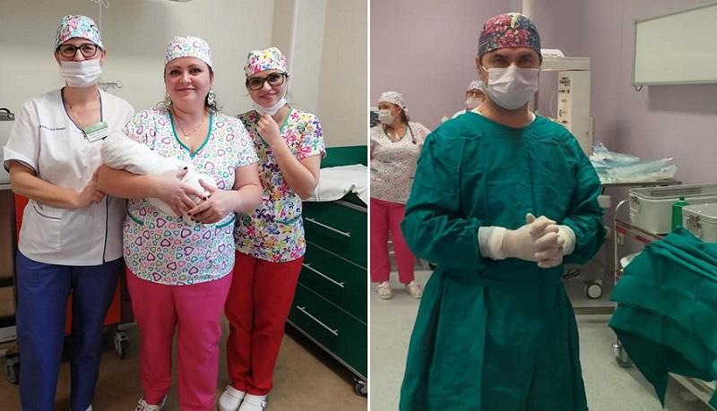 La Mioveni s-a născut primul copil, după 20 de ani!