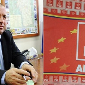Dorin Mărăşoiu a fost exclus din PSD Argeş