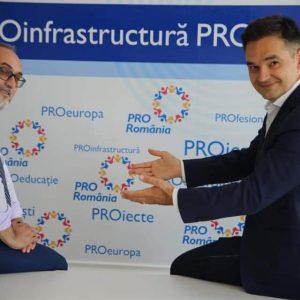 Liviu Stancu, Pro România, cel mai ambițios program de guvernare locală!
