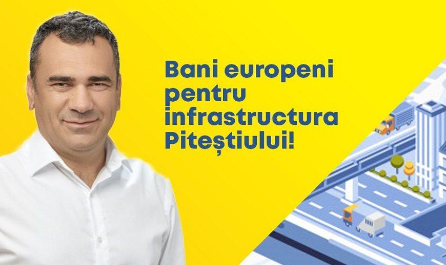 """Gelu Tofan, viceprimarul PNL al Piteştiului: """"Trecem la decizii concrete pentru cetăţeni, indiferent de culoarea politică!"""""""
