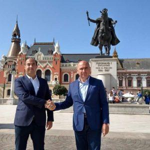 """Primarul de succes al Municipiului Oradea: """"Soluţia pentru schimbare, dezvoltare și progres la Primăria Piteşti este Sorin Apostoliceanu"""""""