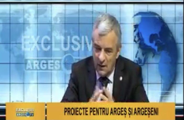 Adrian Miutescu: Proiectele majore ale Argesului sunt comune si trebuie sa le impingem inainte!
